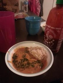 West African Peanut Soup